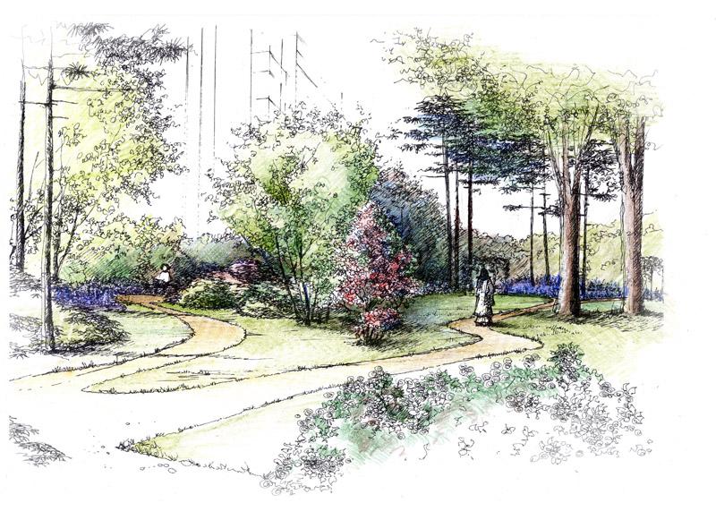 jardin sur dalle 2006 bojardin