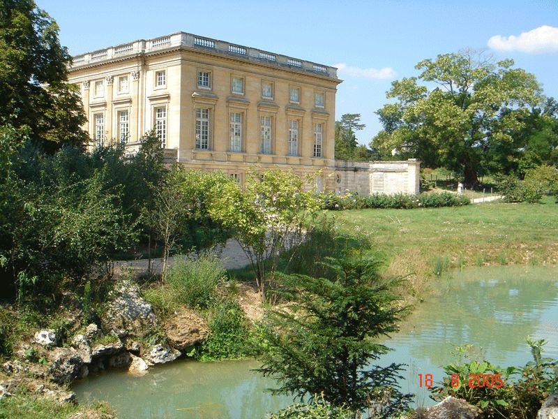 Jardin anglais de versailles 2009 bojardin for Jardin anglais du petit trianon