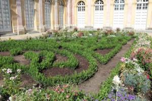Vue avec le Trianon