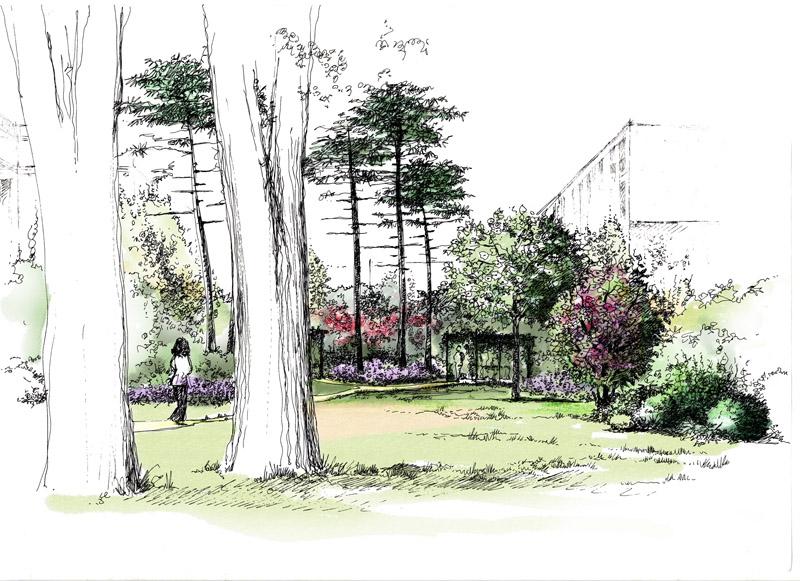jardin sur dalle 2006 bojardin. Black Bedroom Furniture Sets. Home Design Ideas