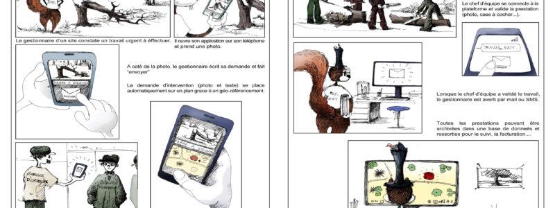 plateforme SIG WEB - Bojardin - plateforme SIG WEB